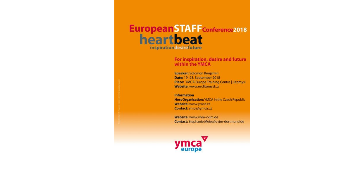 European YMCA – YWCA Staff Conference