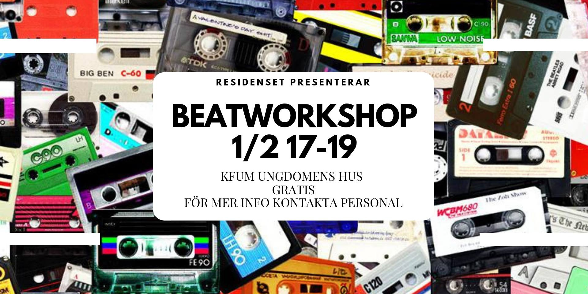 Beatworkshop 1/2