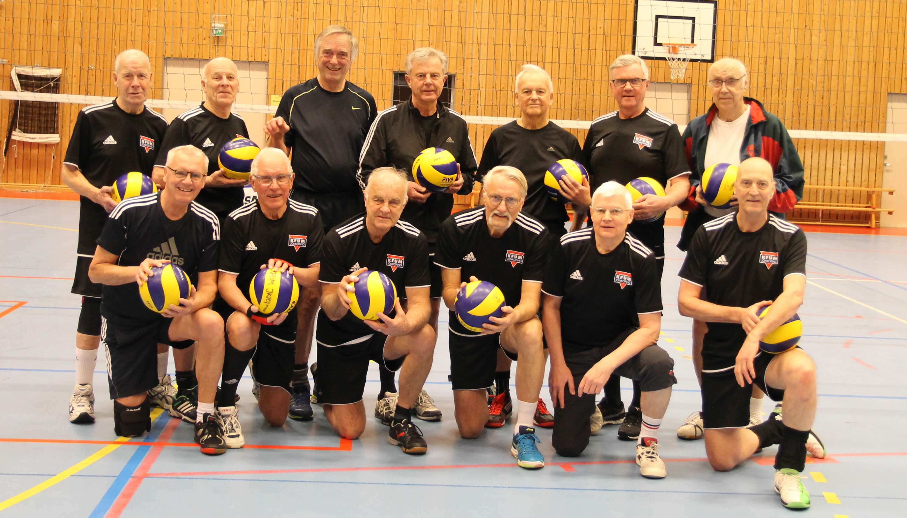 Seniorvolley